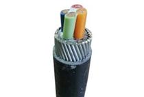 vv-4*25+1*16阻燃电力电缆0.6/1KV