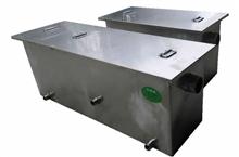 厨房隔油池环保设备