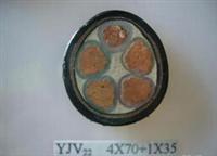 生产YJLV22交联铠装电力电缆价格