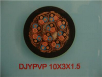 DJFVP-19×2×0.5㎜2耐高温计算机电缆