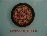 DJFPVP耐高温氟塑料计算机电缆价格