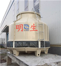 天津圆形冷却塔生产厂家   自产自销圆形冷却塔价格实在售后有保证
