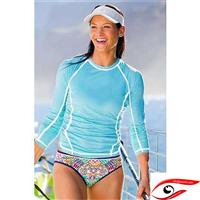 RSCS015 Rush guard/Swim suit