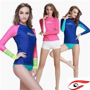 RSCS003 Rush guard/Swim suit