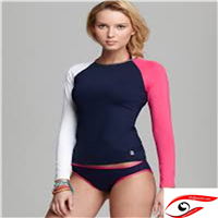 RSCS032 Rush guard/Swim suit