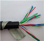 钢带铠装铁路信号电缆PTY22 -28芯