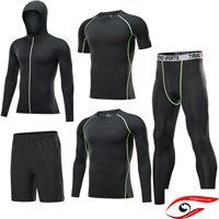 RSCS035 sportswear/rush guard