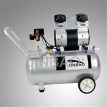 劲豹SLL50铝罐静音无油空压机