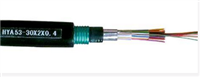 铠装通信电缆HYAT53通信电缆价格