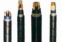 双层钢丝铠装电缆 HYA32价格