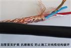 RVVSP -2*2*0.75mm屏蔽双绞线RVVSP软芯电缆