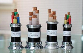 钢带铠装耐火电力电缆NH-YJV22价格