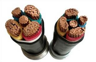 阻燃电缆价格YJV22电力电缆价格
