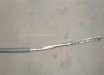 RS485-2*2*1.0mm镀锡丝编织电缆