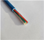 mhyv-100*2*0.6mm礦用阻燃監控電纜mhyv係列礦用電話電纜(國標)