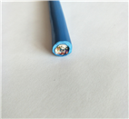 MHYVRP-1*2*7/0.37矿用软芯屏蔽电话线MHYVRP矿用信号电缆
