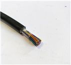 HYAC-50*2*0.6索道通信电缆报价hyac自承式电缆