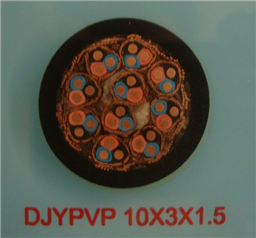 DJFPVP-8×2×1.0㎜-耐高温计算机电缆价格