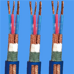 MHYVP32型钢丝编织屏蔽电缆