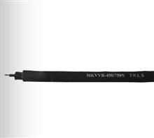矿用屏蔽软电缆MKVVRP