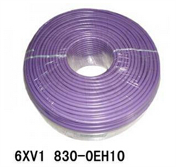 紫色PROFIBUS西门子电缆