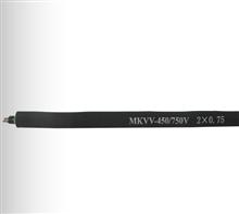 矿用控制电缆MKVVR 18X0.75价格