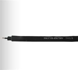 MKVVRP铜丝编织屏蔽软控制电缆 MKVVRP