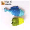 绿变黄热敏变色涂料喷涂温变油漆玩具饰品感温变色油漆