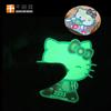 高浓夜光粉注塑专用夜光颜料长效自亮光材料工厂