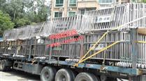 优良耐用的不锈钢护栏交通设施
