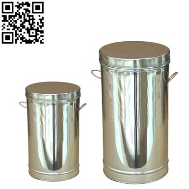 不锈钢茶叶桶(Stainless steel tea barrel)ZD-CYT01