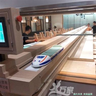 新干线自动点餐送餐系统定制