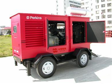 拖车型发电机组(移动式)