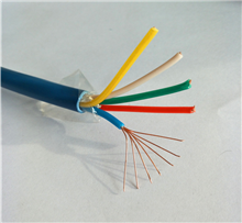 矿用防爆通信电缆MHYVR-7*2*7/0.43