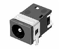 DC-045A SMD電源插座 DC插座貼片式