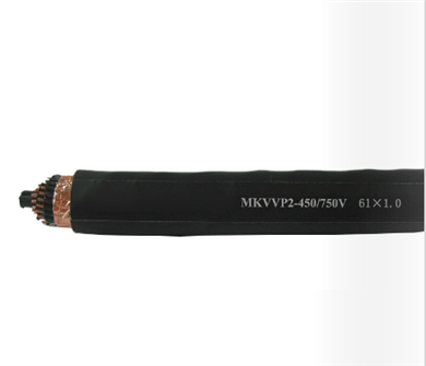 矿用控制电缆MKVVP 3*1.5