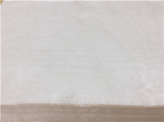 High silicon oxide insulation cotton surface