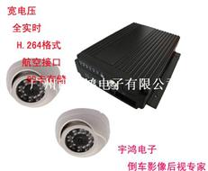 SD卡车载硬盘录像机系统,公交监控系统HY-MDVR2