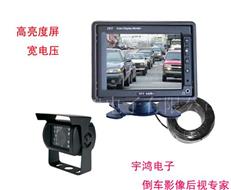 5.6寸倒車后視系統,汽車倒車系統,車載后視監視器HY-561C11