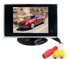 3.5寸車載液晶顯示器,倒車顯示器,汽車后視系統監視器HY-351
