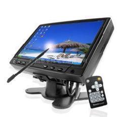 7寸車載觸摸顯示器,車載電腦顯示器,VGA倒車顯示器HY-711