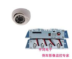 單路SD卡車載錄像系統,汽車后視監控系統HY-R01