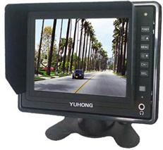 5寸倒車顯示屏,汽車倒車顯示器,24V車載監視器HY-501