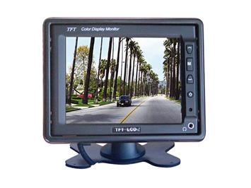 5.6寸汽車監視器,24V倒車監視器,車載液晶顯示屏HY-561