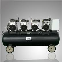 工厂供气空气压缩机无油静音空压机中小型空压机价格