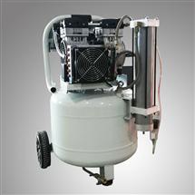 实验室牙科无油静音自带干燥机JINBAO品牌空压机