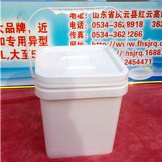 2L-006方形塑料桶