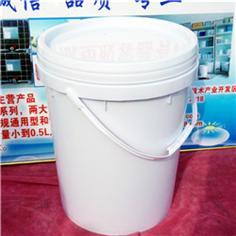 25L-001中式塑料桶