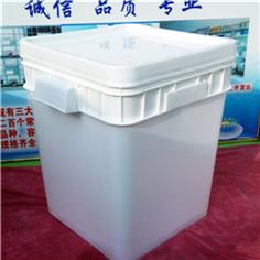 30L-001方形塑料桶
