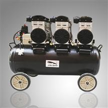 勁豹SLH120A靜音無油空壓機